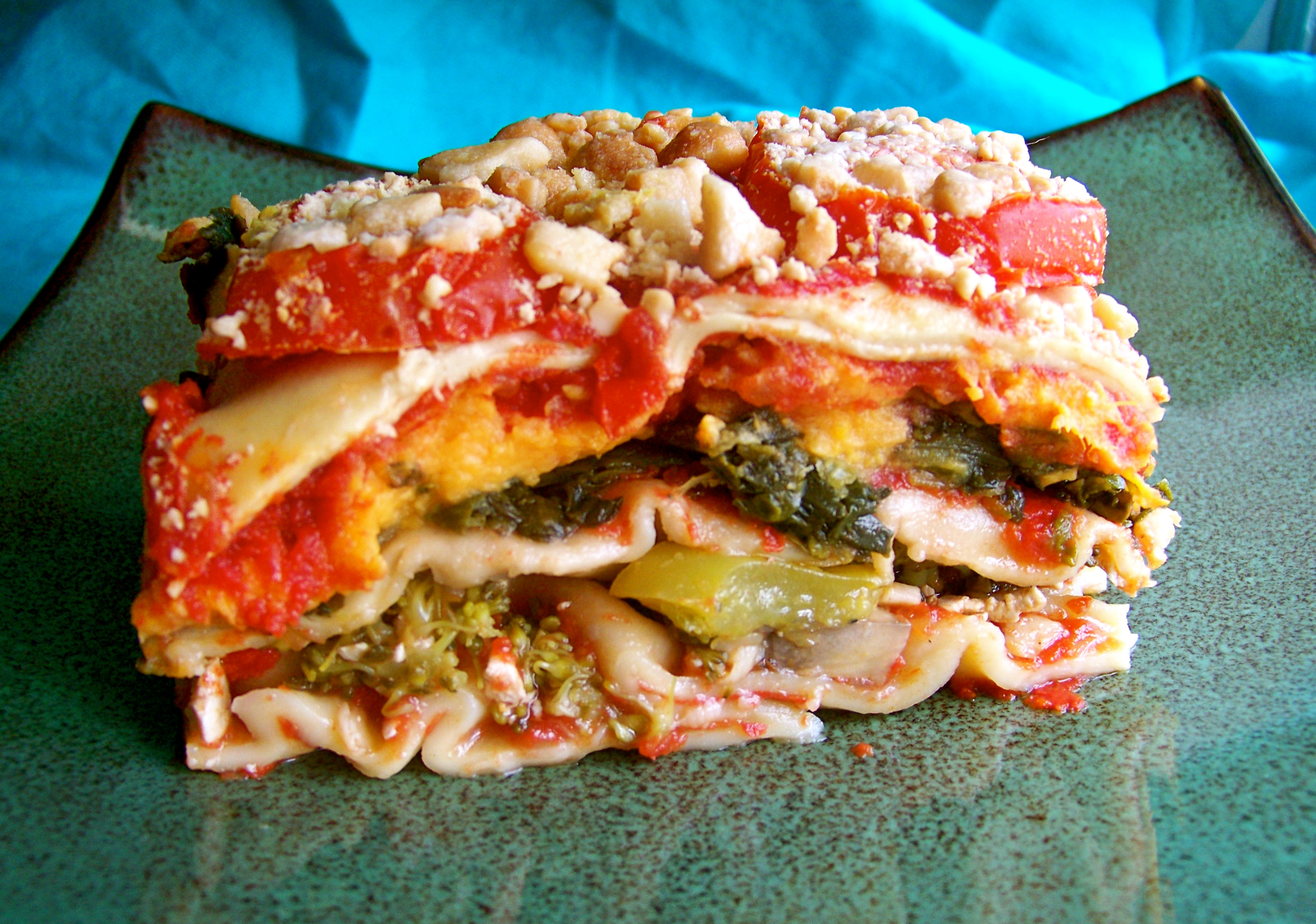 Engine-2 Raise-the-Roof Sweet-Potato Lasagna | Veganomics 101